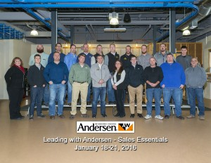 Andersen group photo for web